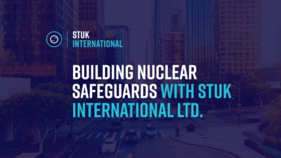 Download: Brochure: Building Nuclear Safeguards with STUK International Ltd.